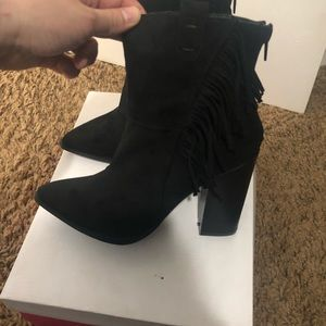 JustFab kaiya Booties